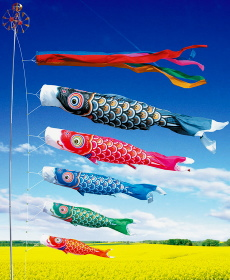japan fish kite - Khafre