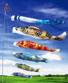 Related keywords suggestions for japanese fish kites for Japanese fish flag